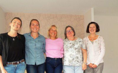 Presqu'île en rose : Pour un relais d'orientation cancer