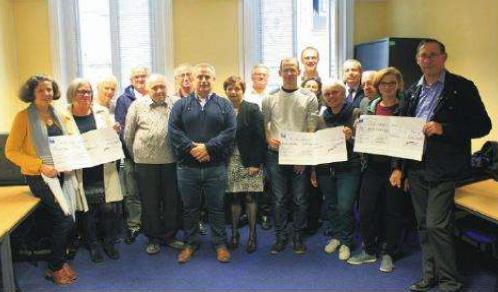 Prix initiatives sociétaires: trois associations soutenues