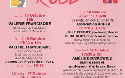 Octobre Rose à l'Espace Culturel Tourlaville