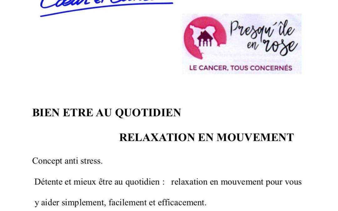 Découverte concept anti-stress – Hélène Fauqueux