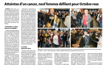 Presse de la Manche – 21 octobre 2019